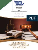 El Derecho Constitucional de Mexico..