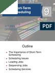 Chapter 9 - Short Term Scheduling.pptx