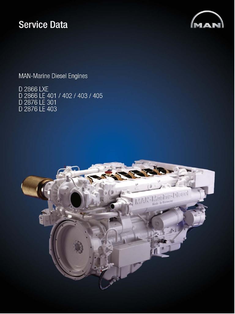 M-05b Service Data   Internal Combustion Engine   Piston