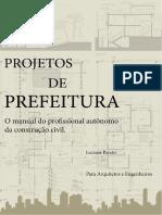 Livro Projetos de Prefeitura-Demo