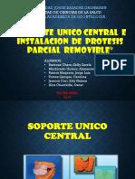 Diapositivas de Soporte Unico Central e Instalacion de Ppr