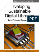 (Premier Reference Source) Tariq Ashraf, Puja Anand Gulati-Developing Sustainable Digital Libraries_ Socio-Technical Perspectives (Premier Reference Source)-Information Science Publishing (2010)
