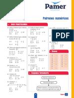 Álgebra 1er. Año - Práctica