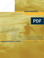 Body Language Representation in Action - Mark Rowlands.pdf