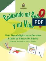 Cuidando Mi Salud y Mi Vida I Ciclo Educacion Basica