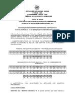 Edital 14 2018 Gabarito Definitivo 449