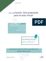aula virtual planif Narracion actividades.pdf