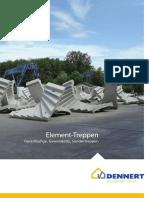 Broschuere Element Treppen