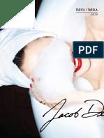 JACOB DELAFON – Catálogo Tarifa 2018