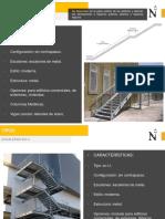 Tipos Escaleras Emergencia
