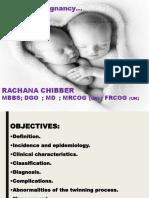 (#2)Multiple Pregnancy