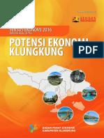 Potensi Ekonomi Kabupaten Klungkung by BPS