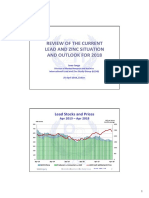 ILZSG Market Outlook April 2018