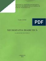Neuropatia Diabetica Elaborari Metodice v. Lisnic
