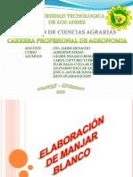 72039427 Elaboracion de Manjar Blanco