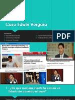 Caso Edwin Vergara