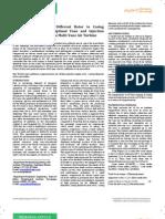 Journal of Energy and BRSingh Onkar Singh