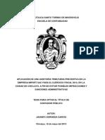 TL Carranza Garcia Jauner
