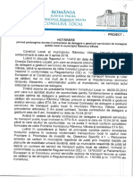 1.Proiect de Hot Prelungire Durata Contract Transport Local