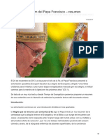 Tiempodeevangelizar.org-Evangelii Gaudium Del Papa Francisco Resumen