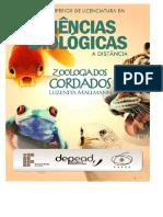 Zoologia Cordados Livro Diagramado Revisado