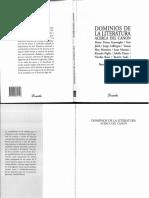 Cella-Dominios de La Literatura