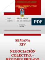Semana 14 Negociación Colectiva Copia