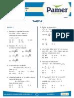 X_Sem 2T - ecuaciones 2 grado