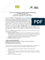 Beca Cittadellarte Bases Formulario (1)