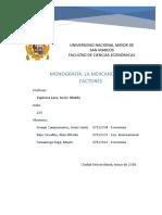 Monografía La Mercancía 3.0