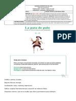 Texto Pata de Palo 2018