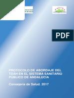 Protocolo Salud TDAH Andalucía