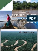 Vertientes Del Amazonas y Titicaca