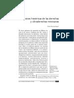 Gibrán Ramírez Reyes- Las Raíces Históricas de Las Derechas y Ultraderechas Mexicanas