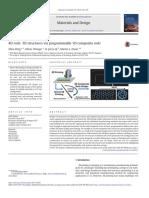 4D Rods 3D Structures via Programmable 1D Composite r 2018 Materials Desi