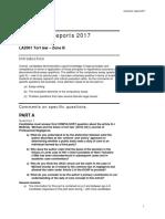 Tort Report 2017 B