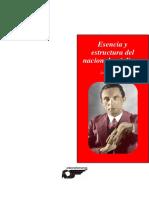 Esencia y Estructura Del Nacionalsocialsimo