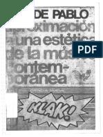 Aproximación a una estética de la música contemporánea - de Pablo.pdf