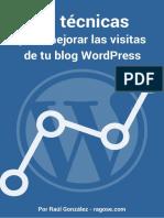 50 técnicas para mejorar tu blog wordpress