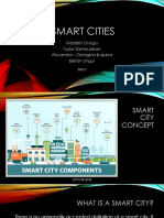Smart Cities around the world - overview