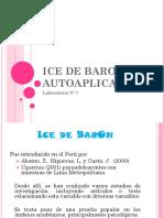 BARON LAB Autoaplicacion