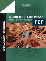 Livro Mulheres Camponesas