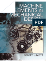 Mott Diseño de Elementos de Maquinas 5ta Edicion