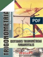 IDENTIDADES TRIGONOMÉTRICAS - TRIGONOMETRÍA - CUZCANO.pdf