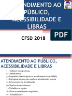 Atendimento Ao Público%2c Acessibilidade e Libras Cfds 2