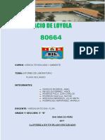 Plano Inclinado i.e San Ignacio 2017