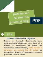 Exposicion Distribucion Geometrica y B Negativa.ppt