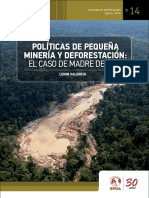 Politicas Pequeña Mineria Mdd