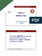 Cap 02. Medidas y Test[1]