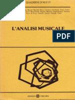 Analisi Dell Opera Glissandi 1957